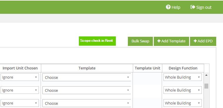 Revit Plugin – Scope checker functionality